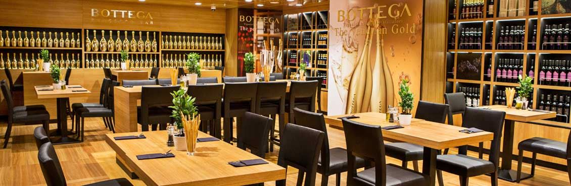 Bottega Prosecco Bar